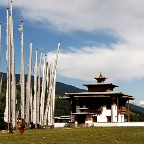 Places in Bhutan