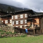 photo trip to bhutan,luxury trip to bhutan Farm house stay in bhutan