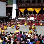 festival in bhutan,bhutan festival tour,photo tour