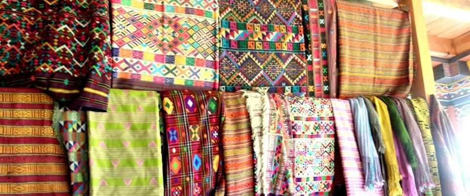 Bhutan Textile Tours